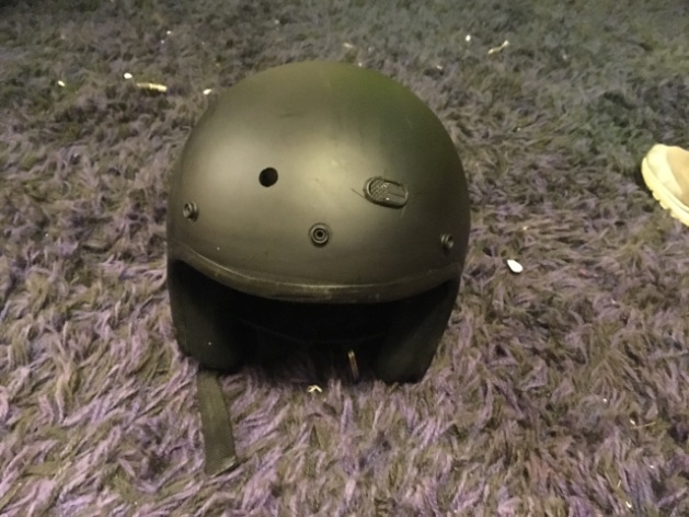 I got this helmet at a garage sale it is a 1993 helmet I am wondering how much it is worth?