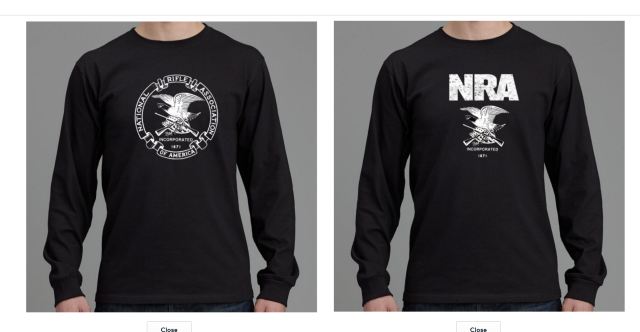 Which NRA Shirt Should I Go With? Can't Decide?