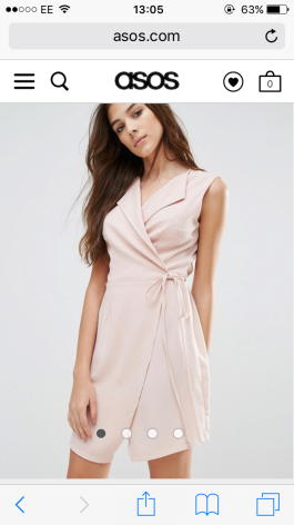 Does this dress look too revealing for work?