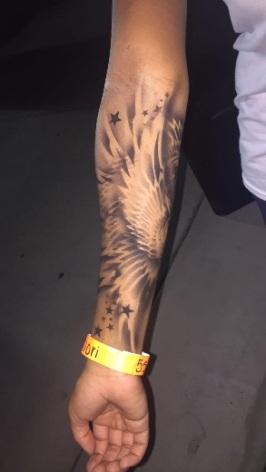 Do you like my new sleeve tattoo?