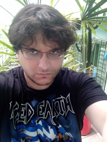 Quentinha!!! Vazou foto do user Silence!!! O que acham? kkkkkkkkkkk?
