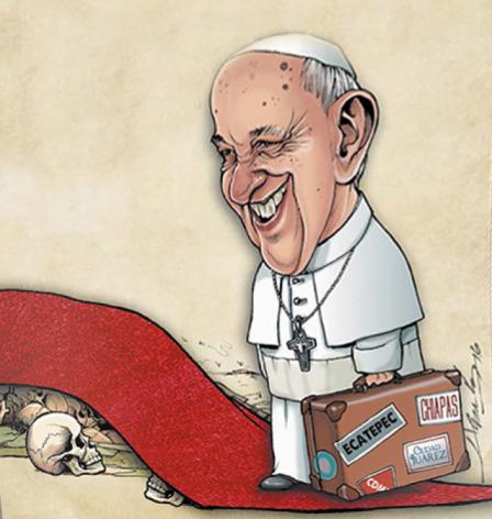 ¿De qué puede servir la visita del Papa a México?