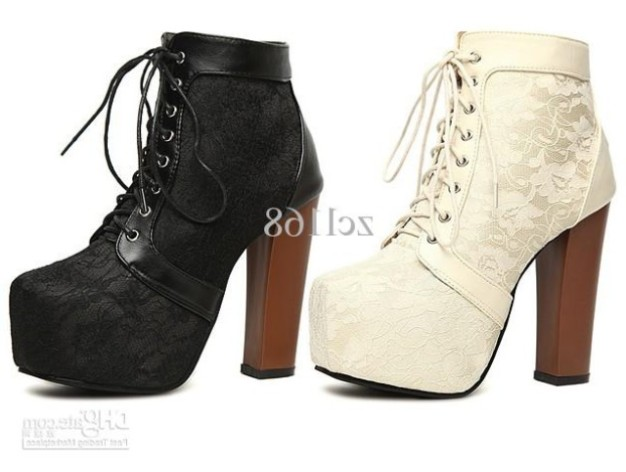 to buy these lace up boots?I've seen tons of lace up platform boots ...