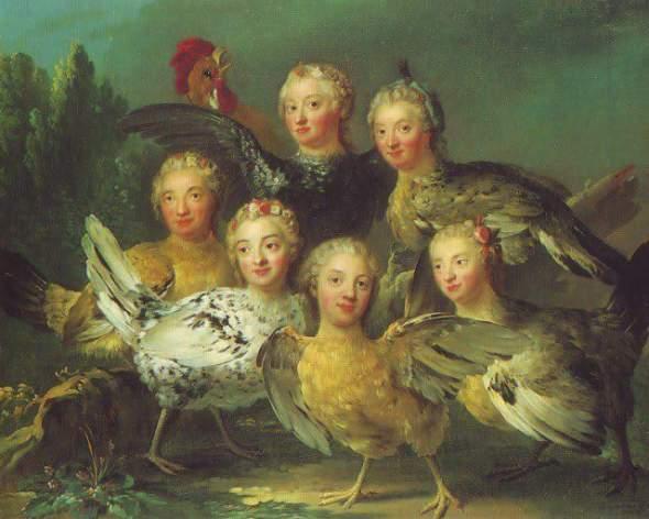 Weißt jemand, wer ist der Maler dieses Bildes, und das Titel?