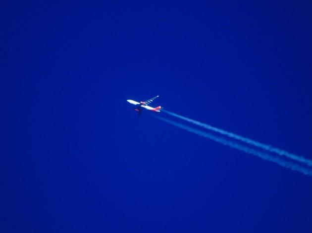 Você já viajou de avião?