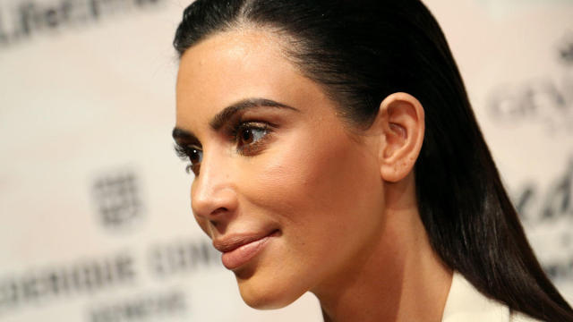 If you met Kim Kardashian, what would you say to her?