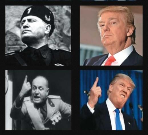 ¿Aquí està la prueba de que Trump no es el Hitler americano?