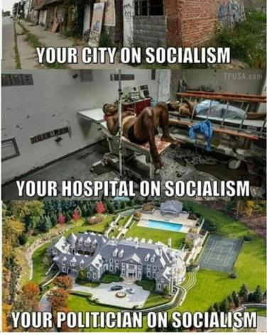 Come on liberals! We know you can't be that freaking stupid! Can we knock off the socialism and witch hunts already?
