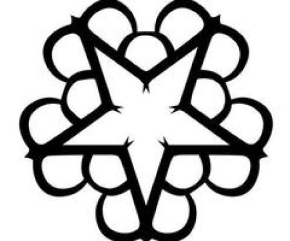 Would it be illegal to get a band logo tattoo like Black veil brides?