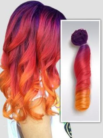 Should I dye my hair this color ? yes or no ?