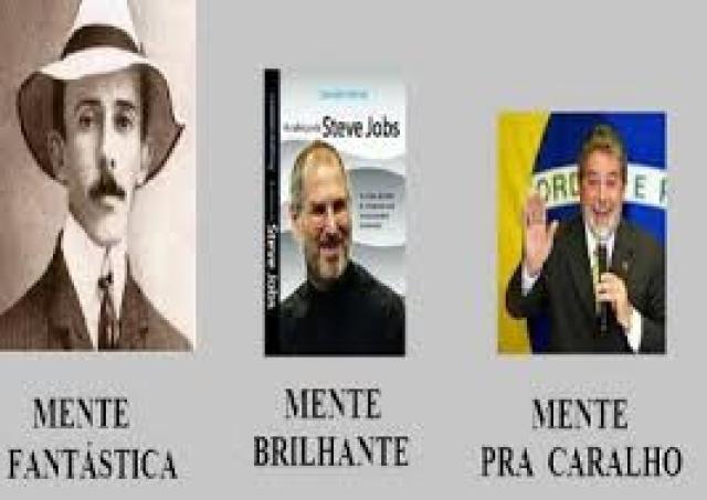 Lula está entre as maiores mentes do mundo?