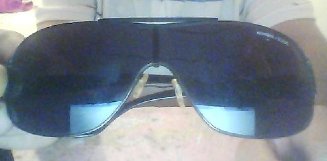 ¿Me podrían decir que modelo son estos lentes?