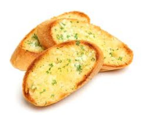 Like or Dislike: Garlic bread?