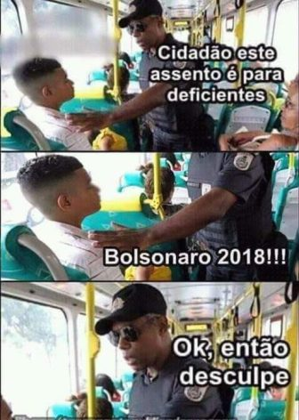 Bolsonaro 2018 (FOTO)?