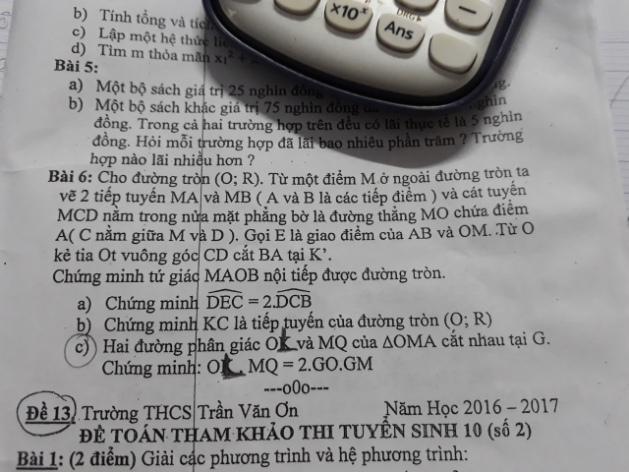Giúp mình bài toán 9 này với?
