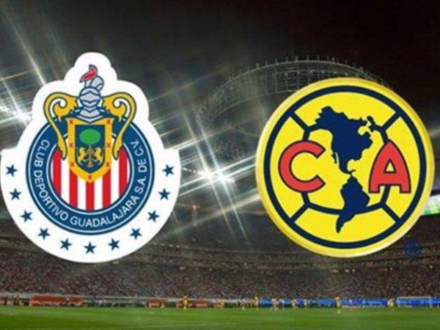¿Quién gana el Super Clásico Chivas vs América? Mañana 18 Febrero 2017 ¿ A quién le vas?