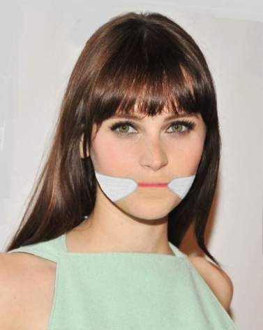 How would you react if you heard actress Felicity Jones had been kidnapped by ISIS?