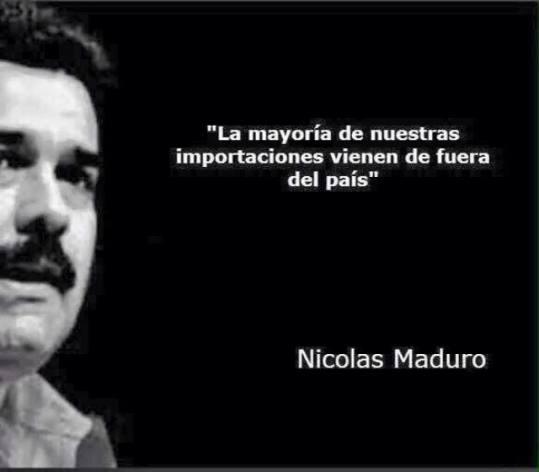 ¿Maduro dijo esto...?