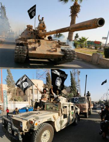 ¿Por qué ISIS no ataca a Israel?
