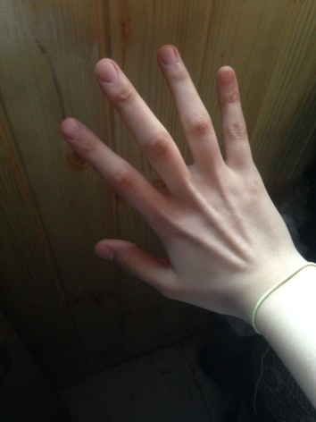 Rate my hands?