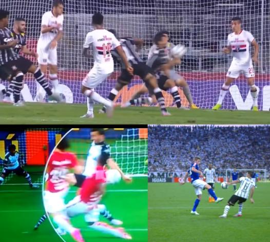 FB- O lateral Uendel do Corinthians é um bom goleiro?