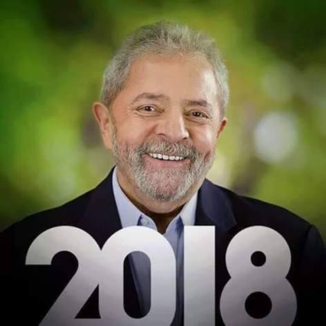 Lula Presidente 2018, Sim ou Claro?