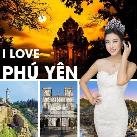 Theo Dấu Hành Trình I Love Phú Yên Đẹp Từng Centimet Cùng Hoa Hậu Mỹ Linh?
