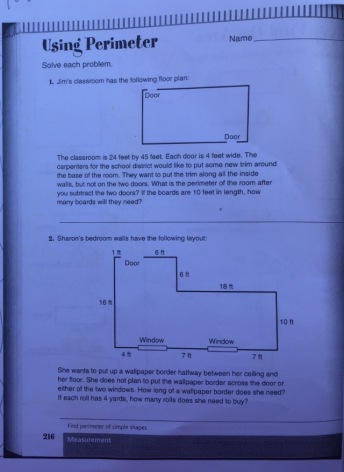 Help with daughter's homework?