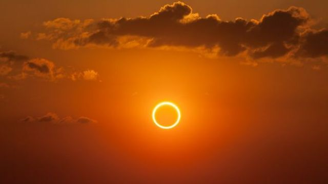 ¿Verás el eclipse de sol anular que habrá mañana 26/02/17?