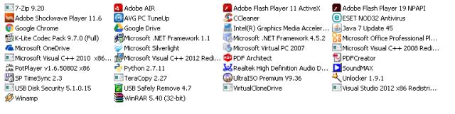 ¿Que programa eliminar para optimizar mi laptop de 1GB?