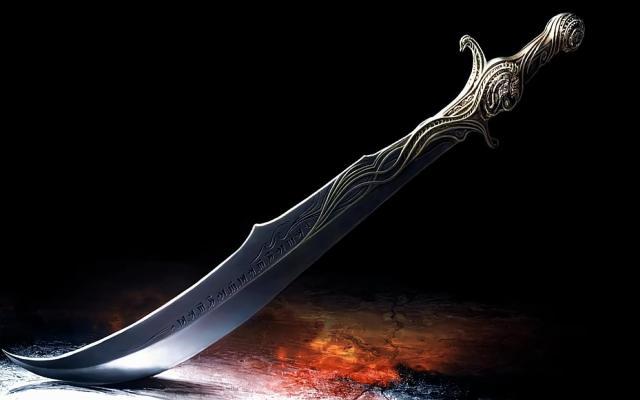 Pourquoi je suis fascinée par les épées ?