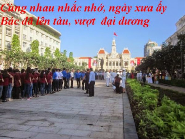 """Khk 19/05/2015:""""kỷ Niệm"""" NGÀY MƯỜI CHÍN THÁNG LĂM?"""