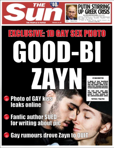 ZAYN IS GAY! How might leaked photo influence his career?