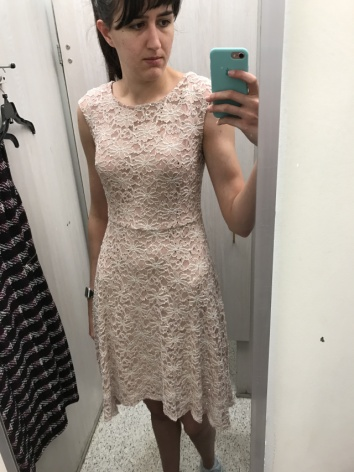 "Is this dress ""too fancy"" for a job interview?"