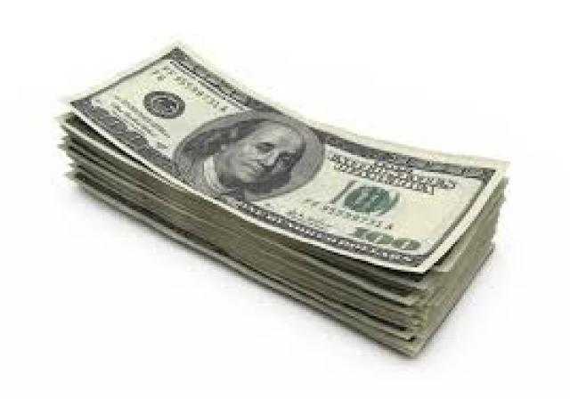 True or False., You are getting a good amount of money from a friend today as gift?
