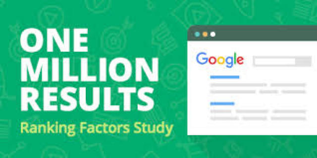 What is best ranking factor on google in 2017 ?