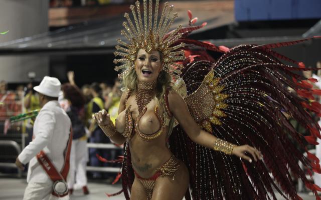 Vocês gostam do carnaval?
