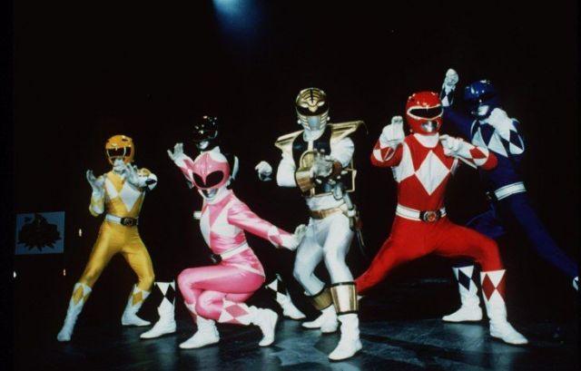 Qual sua Saga e abertura de Power Rangers Favorita ?