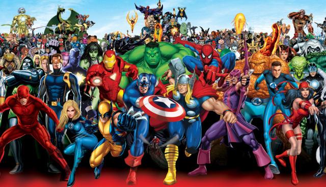 Qual é o seu super herói favorito?