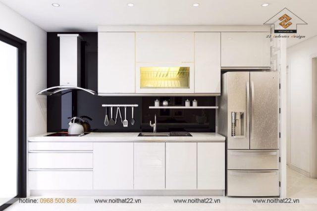 Thiết kế nội thất căn hộ 90m2 3 phòng ngủ giành cho các cặp vợ chồng trẻ?