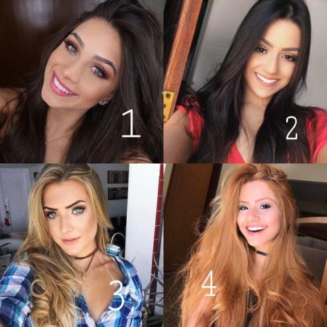 Qual a mais bonita e pq?