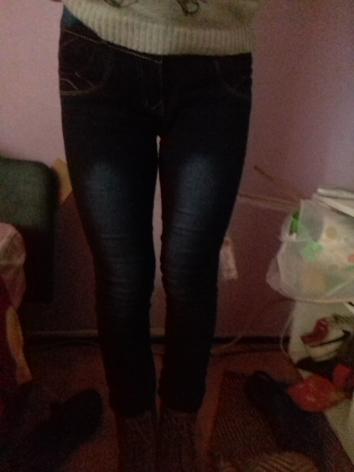 ¿Mis piernas son delgadas, gruesas o normales?