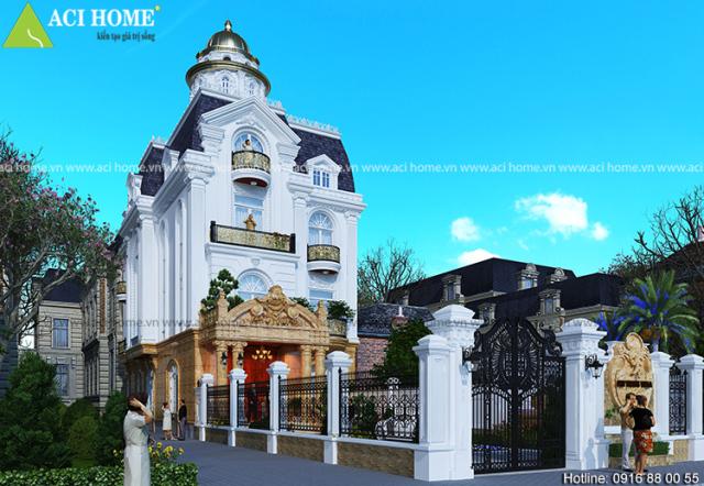 Tìm kiếm mẫu thiết kế phù hợp với biệt thự nhà bạn? http://acihome.vn/biet-thu-phap-voi-thiet-ke-thoa-long-gia-chu-tai-hai-duong/?