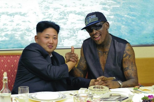 Could Dennis Rodman have been the best envoy to North Korea ever?