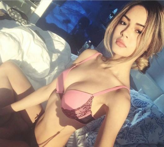 ¿Que calificación le pones a esta chica hermosa?