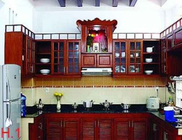 Đặt bàn thờ ông táo như thế nào là hợp phong thủy cho ngôi nhà bạn?
