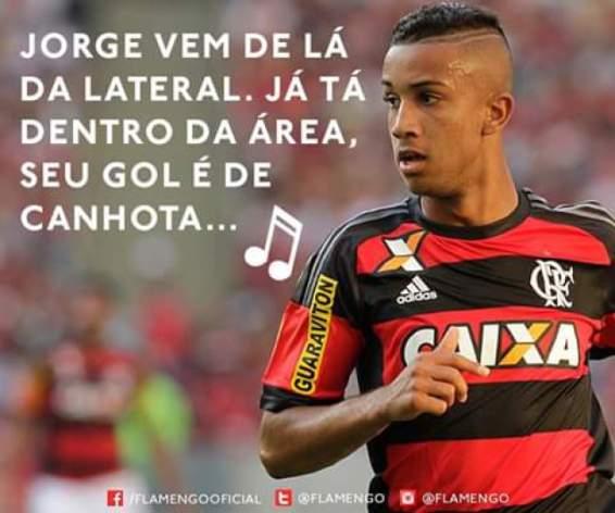 Jorge, hj é o melhor Lateral-Esquerdo em atividade no futebol brasileiro?