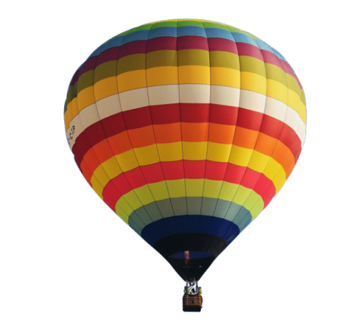 Will you go in a hot air ballon with me?