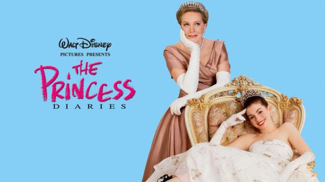 Name 1 princess?
