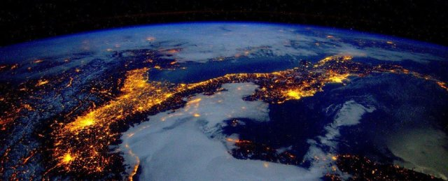 Isn't this photo of Earth just beautiful?